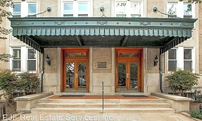 Building, 1901 Columbia Rd NW, 0