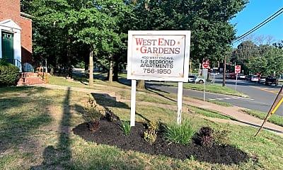 West End Gardens, 1