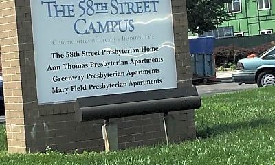 Greenway Presbyterian Apartments, 1