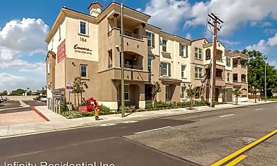 Building, 184 N Prospect St, 2
