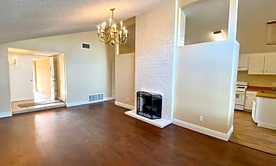 Living Room, 1123 S Keats St, 0