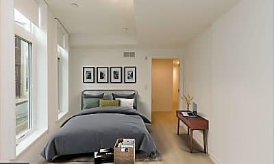 Bedroom, 1247 N 27th St B, 2