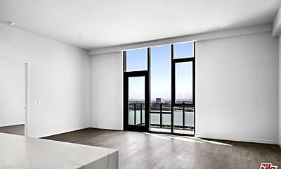 Living Room, 2435 S Sepulveda Blvd PH 212, 1