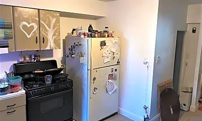Kitchen, 825 Collins St, 1