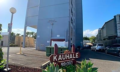 Kitchen, 99-60 Kauhale St, 1