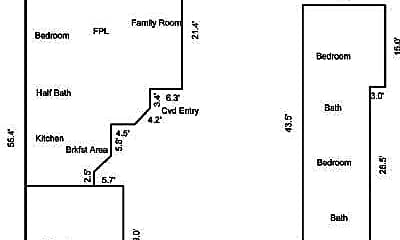 Bedroom, 2942 Lantana Lakes Dr E, 2