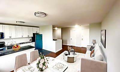 Dining Room, 596 Edgecombe Ave 6-PH, 0