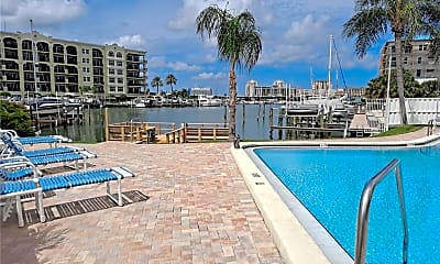 Pool, 255 Dolphin Point 1010, 2