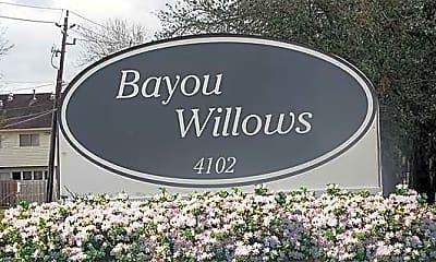 Bayou Willows, 2