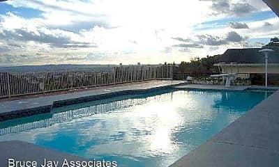 Pool, 5238 Los Encantos Way, 1
