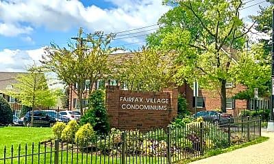 Community Signage, 3907 Pennsylvania Ave. SE 102, 1