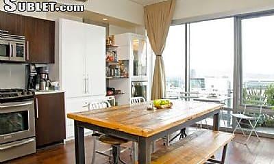 Living Room, 100 S Hope St, 2