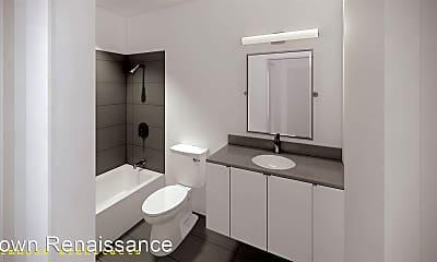 Bathroom, 1130 N. Harvey Ave., 1