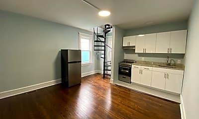 Living Room, 19 S Vassar Square, 1