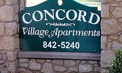 Concord Village, 1