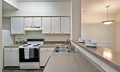 Kitchen, Reserve at River Walk Apartment Homes, 1