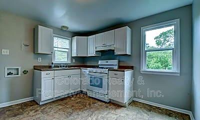 Kitchen, 545 S Stuart St, 1