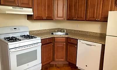 Kitchen, 55 Adams St, 1