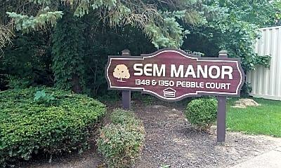 S E M Manor, 1