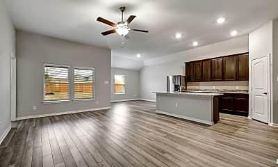 Living Room, 7827 Cactus Plum Drive, 2