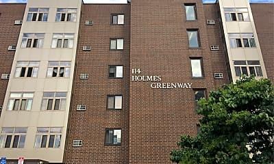 Holmes Greenway, 1