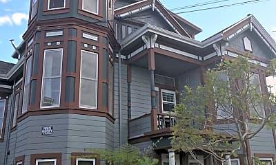 Building, 1626 Fairview St, 1