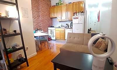 Kitchen, 368 W 127th St 18, 0