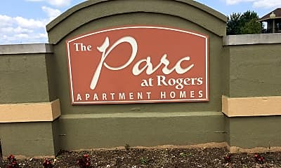 The Parc at Rogers Apartments, 1