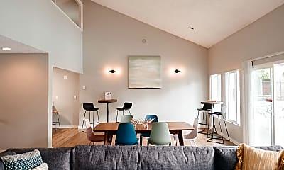 Living Room, Fox Pointe, 1