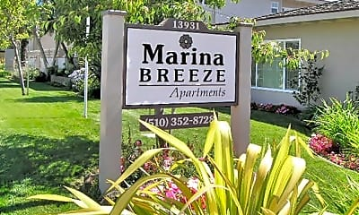 Community Signage, Marina Breeze Apartment Homes, 0