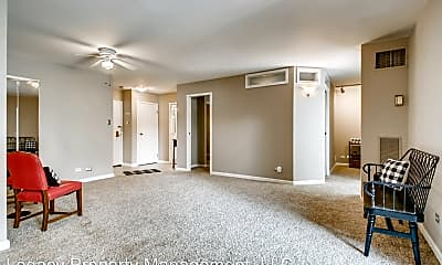 Living Room, 480 S Marion Pkwy, 1