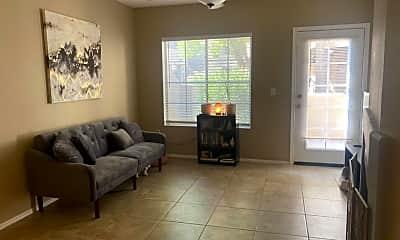 Living Room, 9451 E Becker Ln 1031, 0