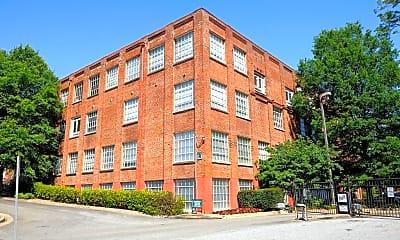 Building, Brumby Lofts, 0