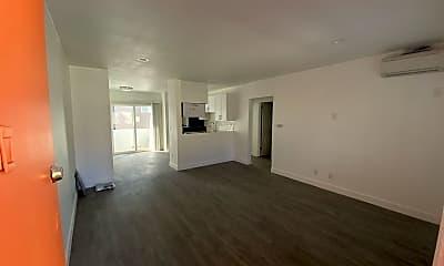 Living Room, 1229 W 37th Pl, 0