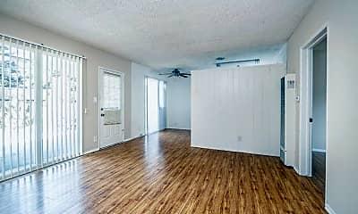 Living Room, 15758 Sherman Way, 1