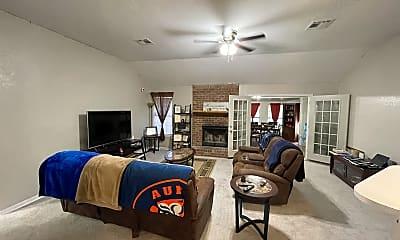 Living Room, 4502 Frontier Trl, 1