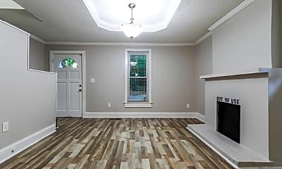 Living Room, 1371 Fulton Ave, 1