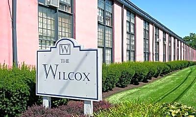 Building, The Wilcox, 1