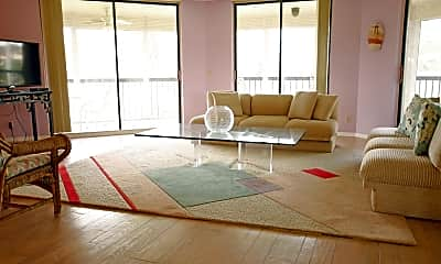 Living Room, 5257 Fountains Dr S 205, 1