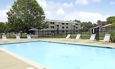 Pool, Brandywine, 2