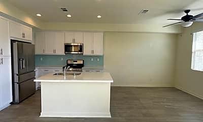 Kitchen, 2036 Foxtrot Loop, 1