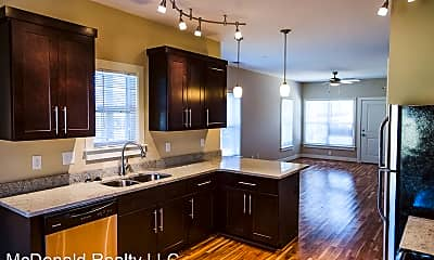 Kitchen, 1309 Perry St, 1