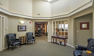 Clubhouse, Prairie Commons, 1