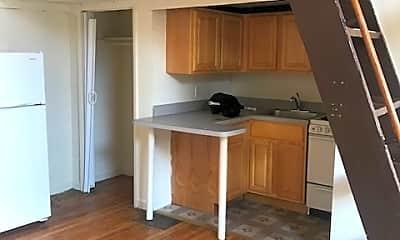 Kitchen, 1206 Spruce St, 1