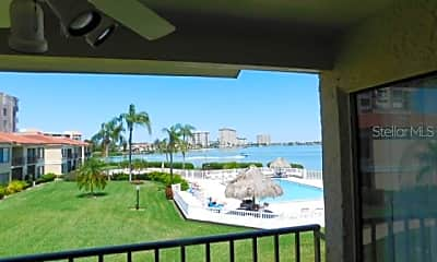 Patio / Deck, 6158 Palma Del Mar Blvd S 204, 1