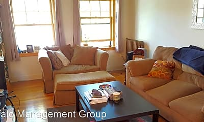 Living Room, 1392 Amherst St, 0