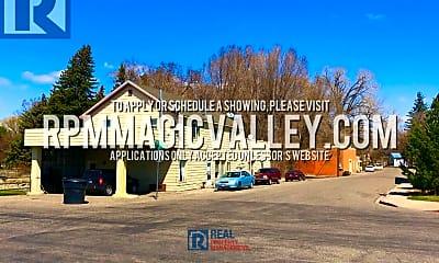 Community Signage, 303 N Rail St W, 0