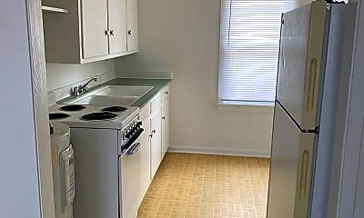 Kitchen, 203 Hotel Pl, 1