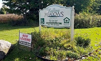 Community Signage, 9823 Slee Rd, 0