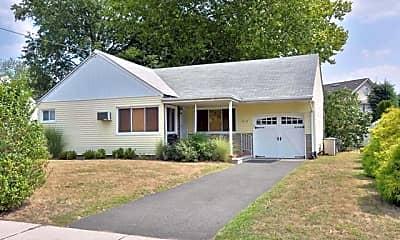 Building, 14-17 Elmwood Pl, 0